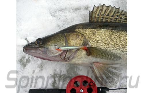 Удочка зимняя Fisherman JL1005 76мм - фотография пользователя