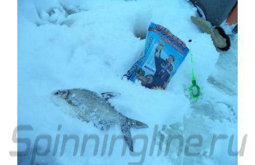 Прикормка Dunaev Ice Ready 0,5кг Мотыль - фотография пользователя