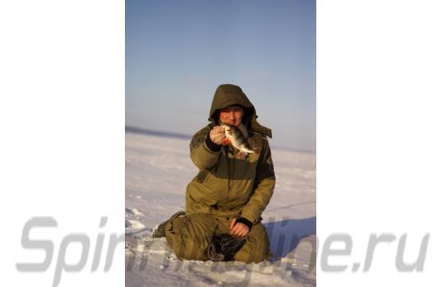 Костюм Fisherman - Nova Tour Норд XL хаки/св. хаки - фотография пользователя