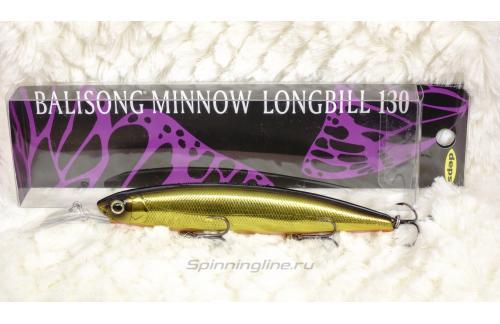 Deps - Воблер Balisong Minnow 130SF Longbill 22 Gm Kurokin - фотография пользователя