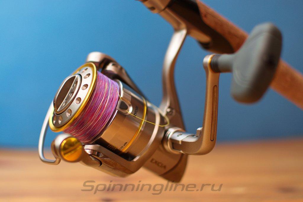 Шнур Tioga Multi Color 150м 1.0 - фотография загружена пользователем 1