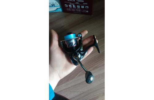 Катушка Ninja 1500A - фотография загружена пользователем 1