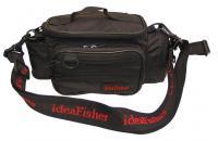 IdeaFisher - Поясная сумка с держателем удилища Stakan 100 Лайтовик black - фотография пользователя