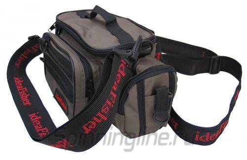 IdeaFisher - Поясная сумка с держателем удилища Stakan 100 Лайтовик олива - фотография пользователя