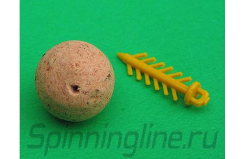 Держатель для бойлов и силиконовых приманок IdeaFisher 20мм - фотография пользователя