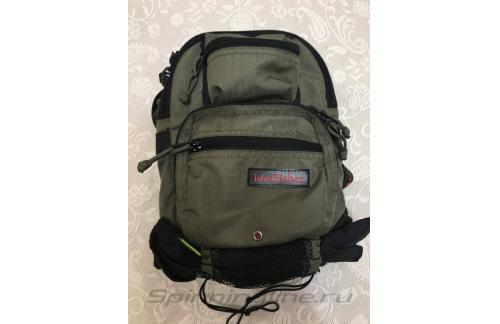 Рюкзак IdeaFisher Вездеход олива - фотография загружена пользователем 1