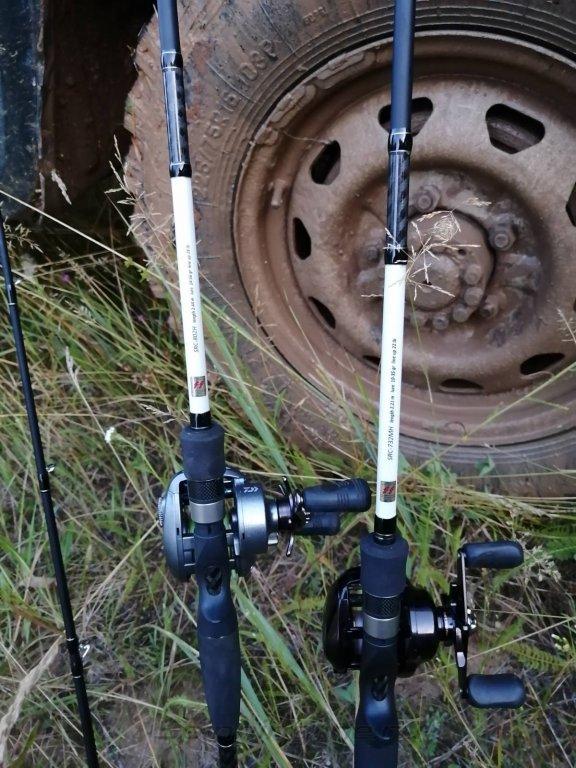 Кастинговое удилище SLrods Sarmat 802H - фотография загружена пользователем 1