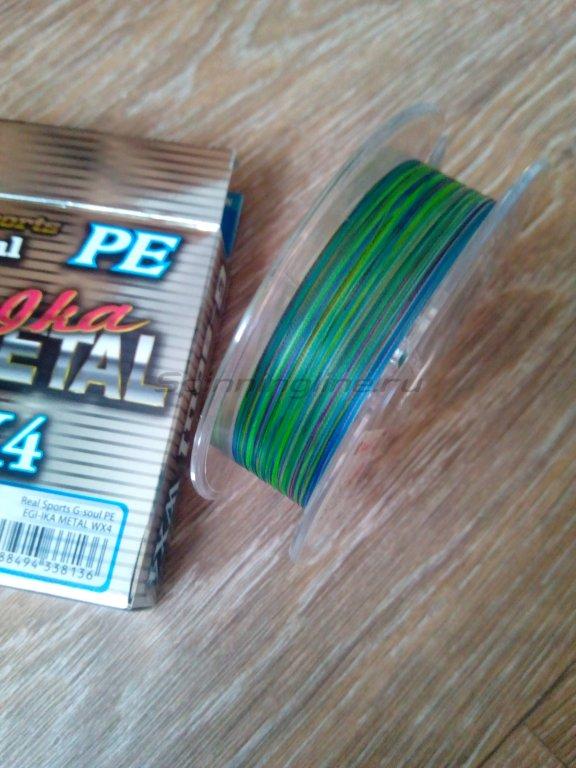 Шнур YGK G-Soul PE EGI Metal 150м 0.6 - фотография загружена пользователем 1