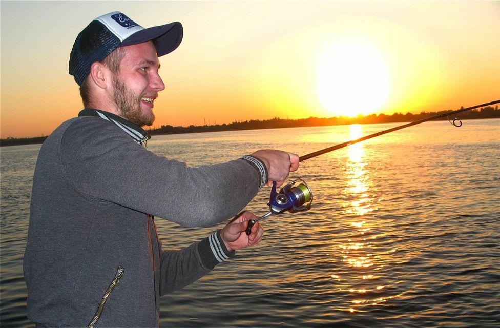 рыбалка спиннинглайн