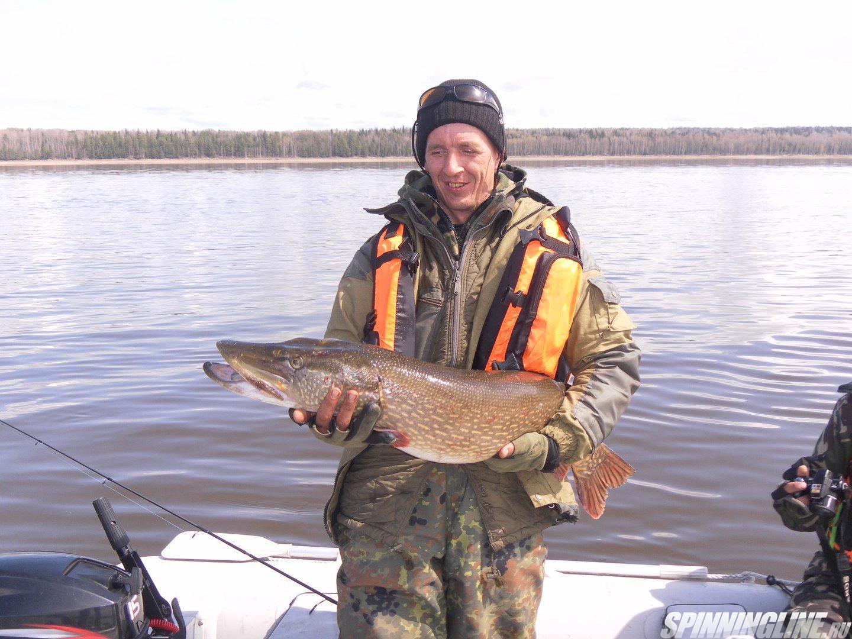 рыбалка в красноярском крае на енисее