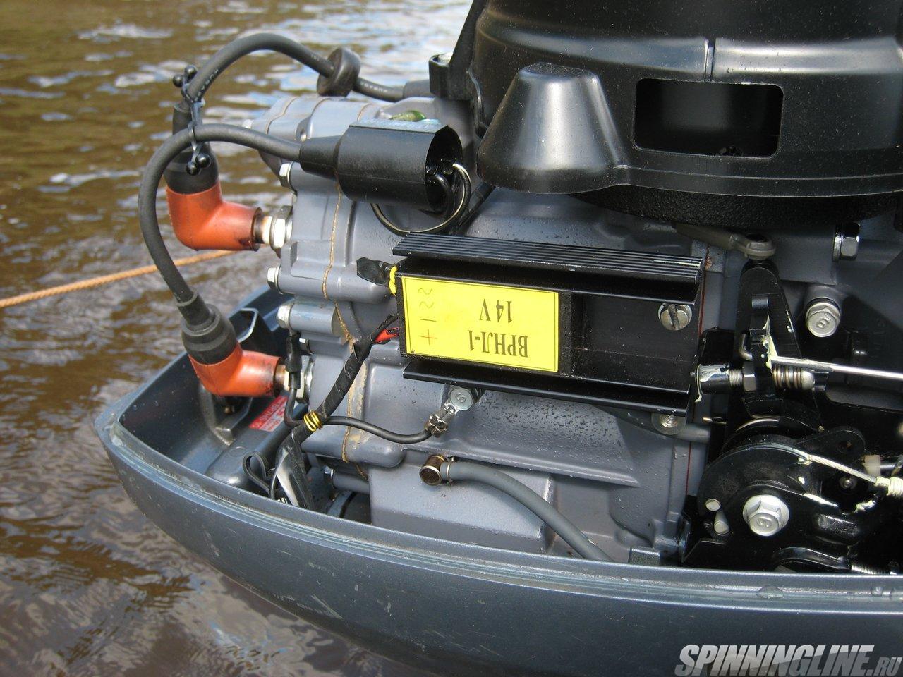 Выпрямитель для лодочного мотора своими руками