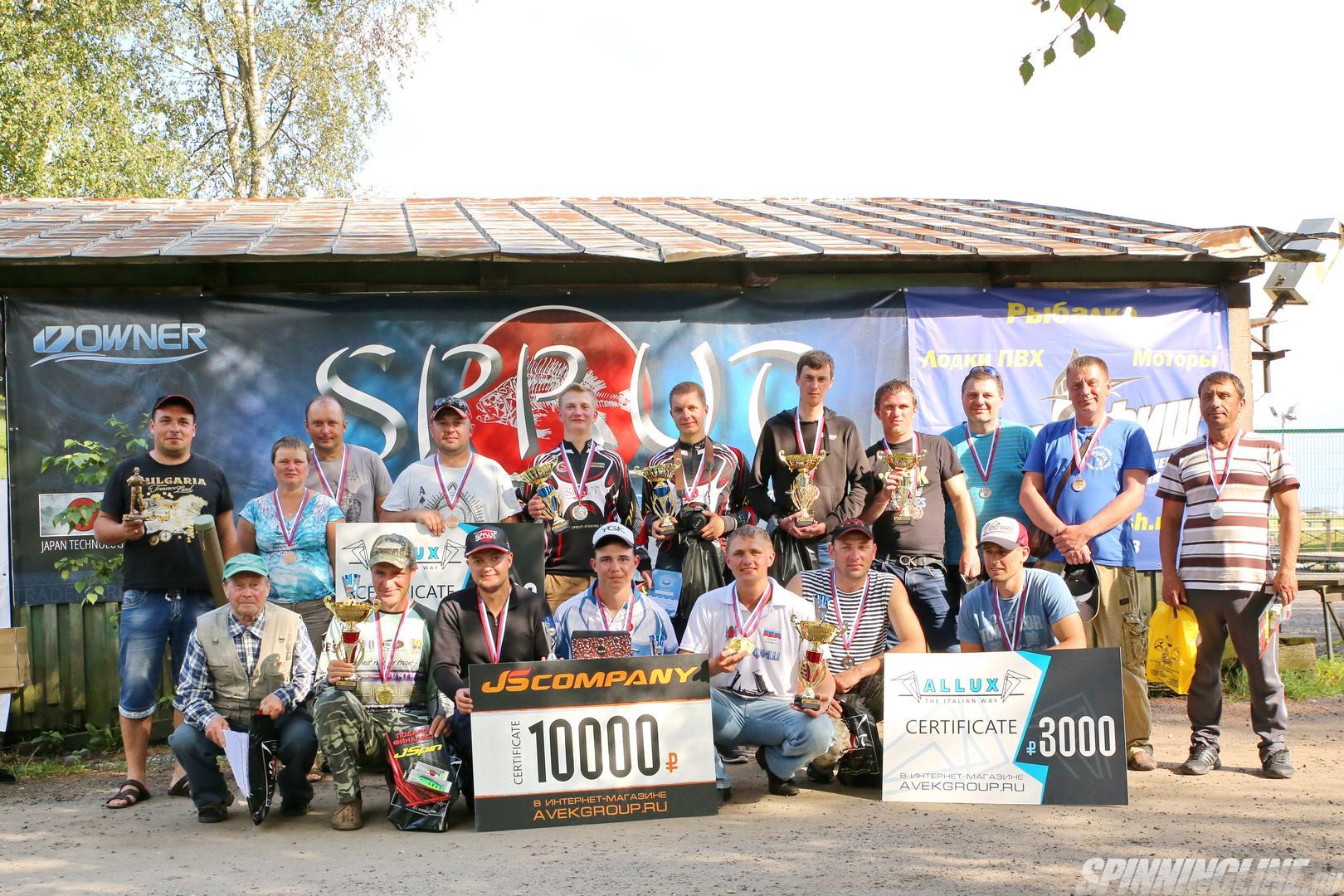 дня рыболовные соревнования 2016 в санкт-петербурге наблюдаемся