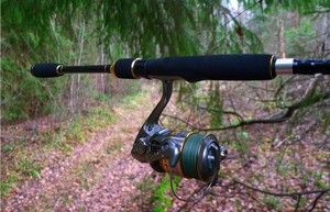 Удилище  RENZO от Black Stream Rods Series